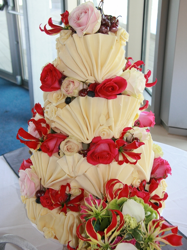 Cake Decorating Ideas Fresh Flowers
