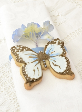 BUTTERFLY COOKIE FAVOUR